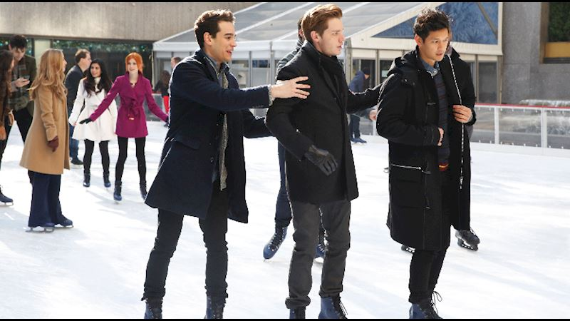 Shadowhunters - [EXCLUSIVE PHOTOS] Shadowhunters on Ice - Thumb