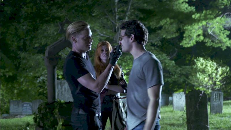 Shadowhunters - Caption This Pic: Domberto - Thumb