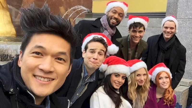 Shadowhunters - [POLL] Who Would You Rather Have Cooking Your Christmas Dinner? - Thumb
