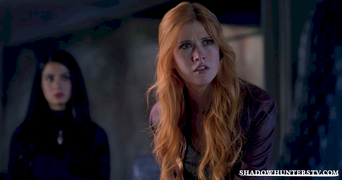 Shadowhunters - 15 Times Shadowhunters Perfectly Summed Up Christmas Gift Faces - 1010