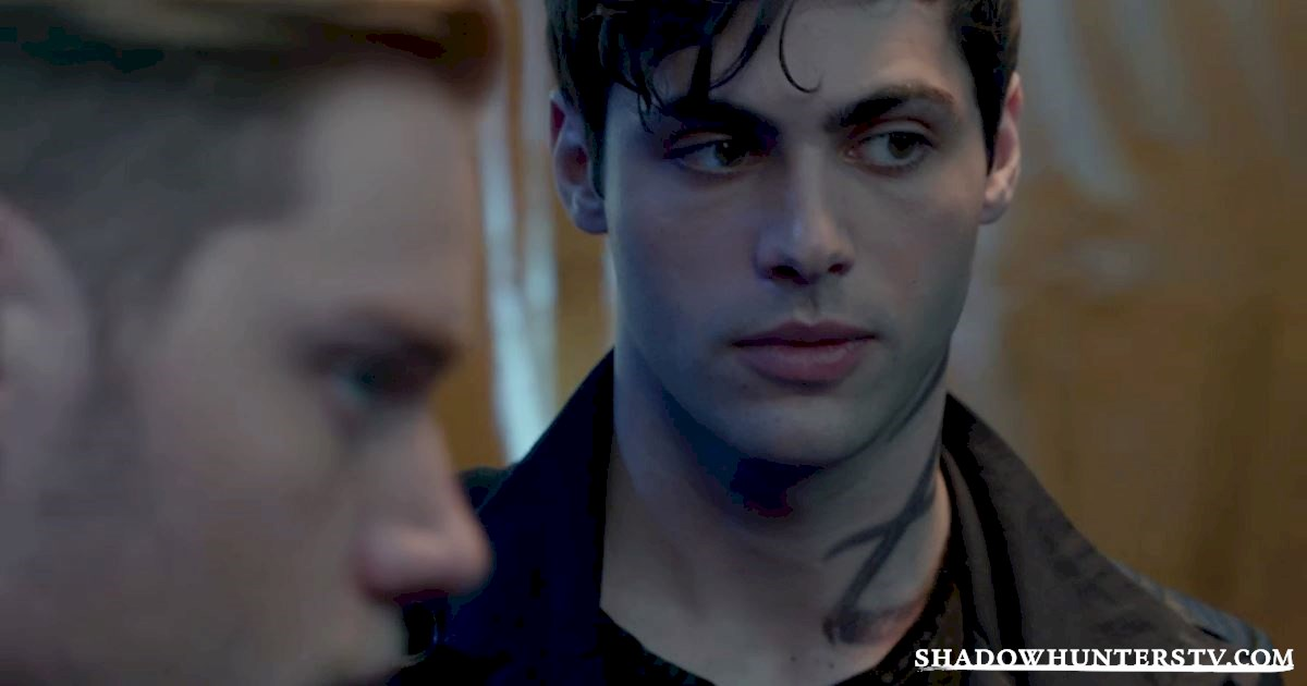 Shadowhunters - 15 Times Shadowhunters Perfectly Summed Up Christmas Gift Faces - 1005