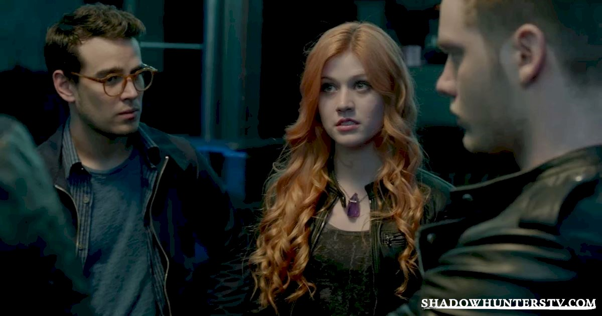 Shadowhunters - 15 Times Shadowhunters Perfectly Summed Up Christmas Gift Faces - 1004