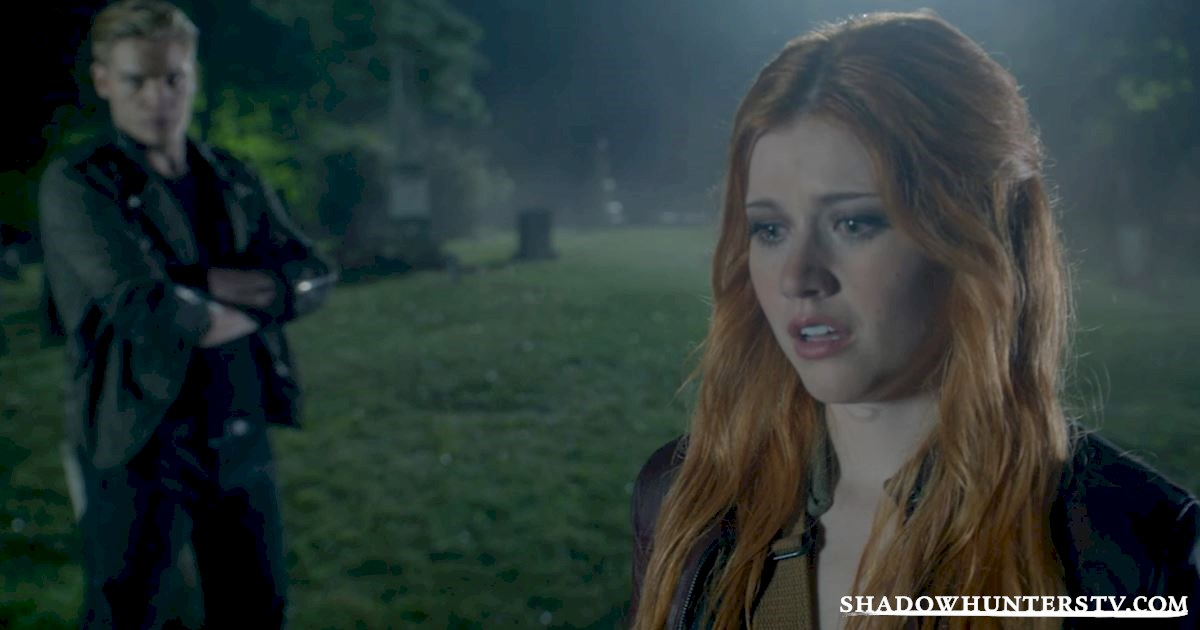 Shadowhunters - 15 Times Shadowhunters Perfectly Summed Up Christmas Gift Faces - 1001