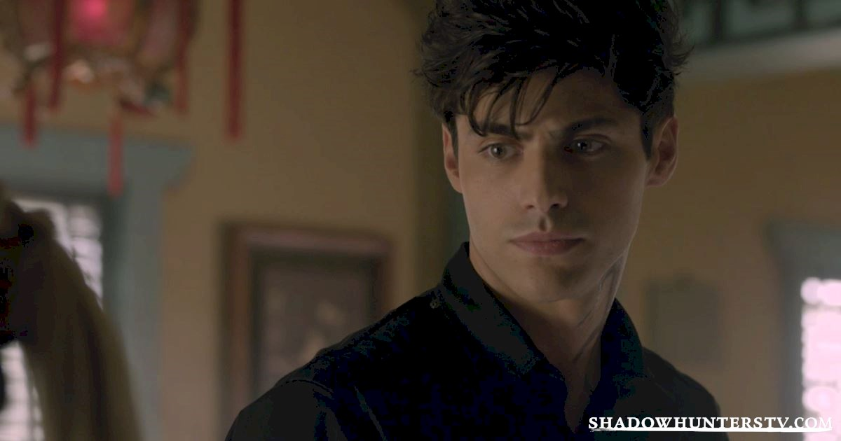 Shadowhunters - 15 Times Shadowhunters Perfectly Summed Up Christmas Gift Faces - 1006