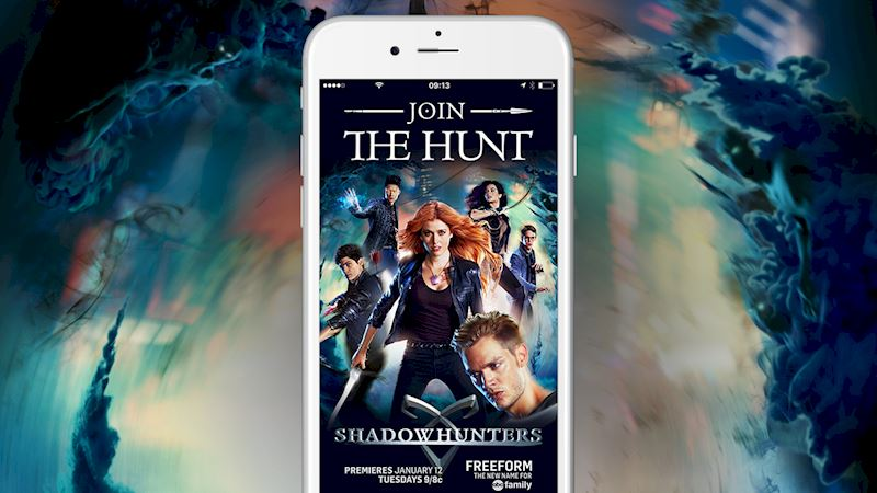 Shadowhunters - Join The Hunt: Katherine Holiday Reveal Released! - Thumb