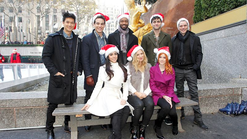 Shadowhunters - [QUIZ] Which One Of Santa's Reindeer/Shadowhunters Are You Most Like? - Thumb