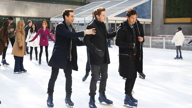 Shadowhunters - Caption This: Snow Angels - Thumb