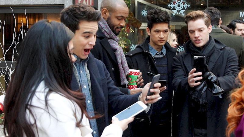 Shadowhunters - Caption This: Post- Christmas Special - Thumb