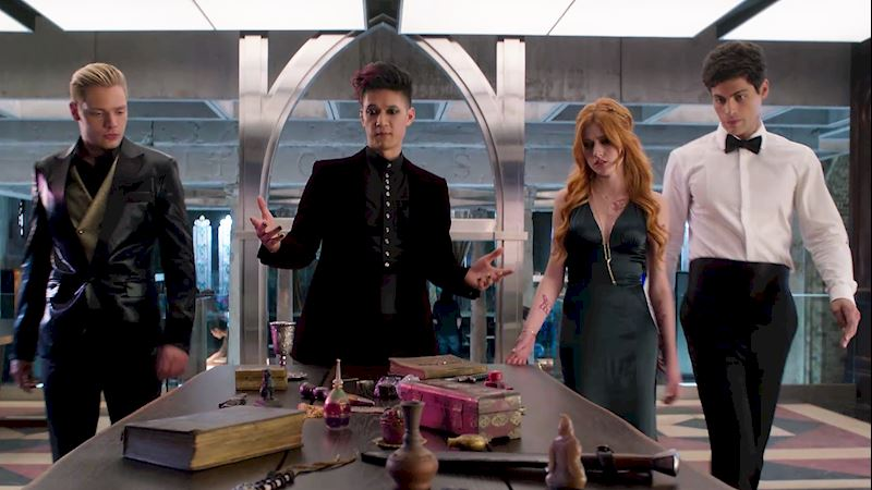Shadowhunters - Who Has The Best Catwalk Strut? - Thumb