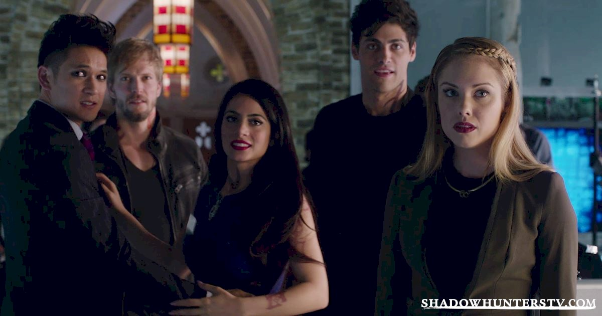 Shadowhunters - 12 Times We Totally Felt Bad For Hodge - 1008