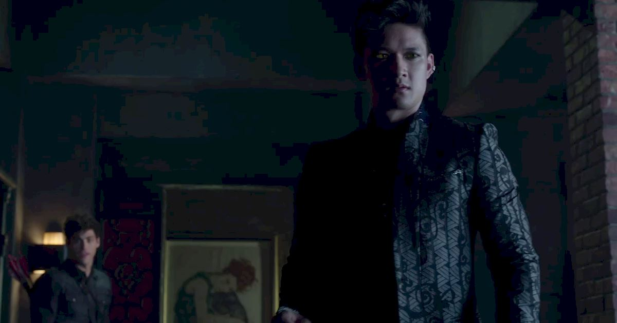 Shadowhunters - 16 Times Magnus Was So Real It Broke Our Hearts! - 1015