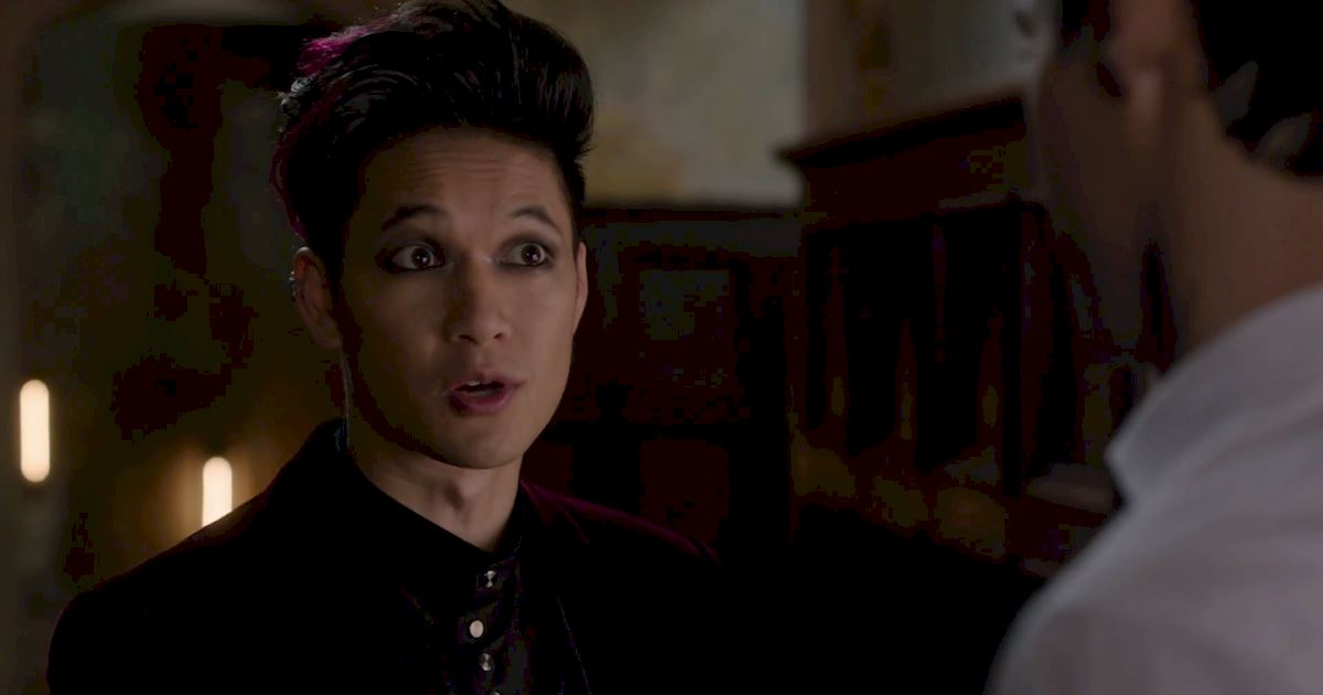 Shadowhunters - 16 Times Magnus Was So Real It Broke Our Hearts! - 1013