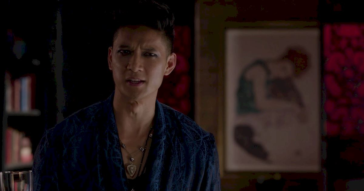 Shadowhunters - 16 Times Magnus Was So Real It Broke Our Hearts! - 1002