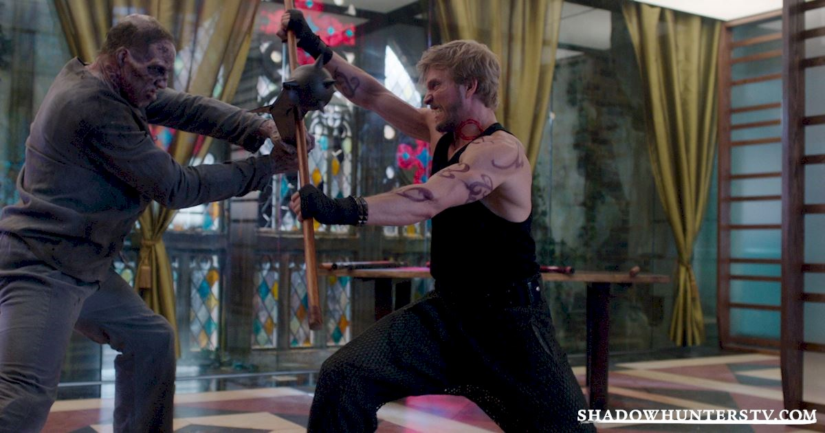 Shadowhunters - 12 Times We Totally Felt Bad For Hodge - 1006
