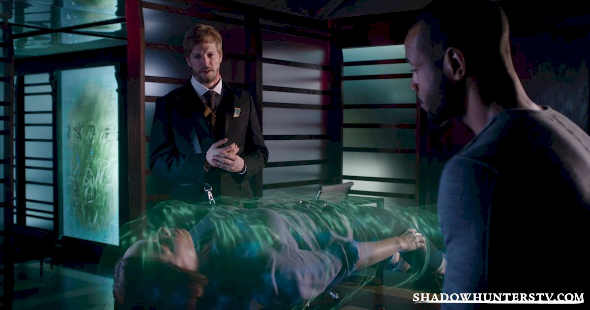 Shadowhunters - 12 Times We Totally Felt Bad For Hodge - 1010
