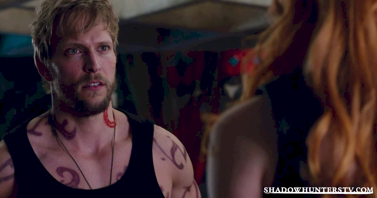 Shadowhunters - 12 Times We Totally Felt Bad For Hodge - 1002