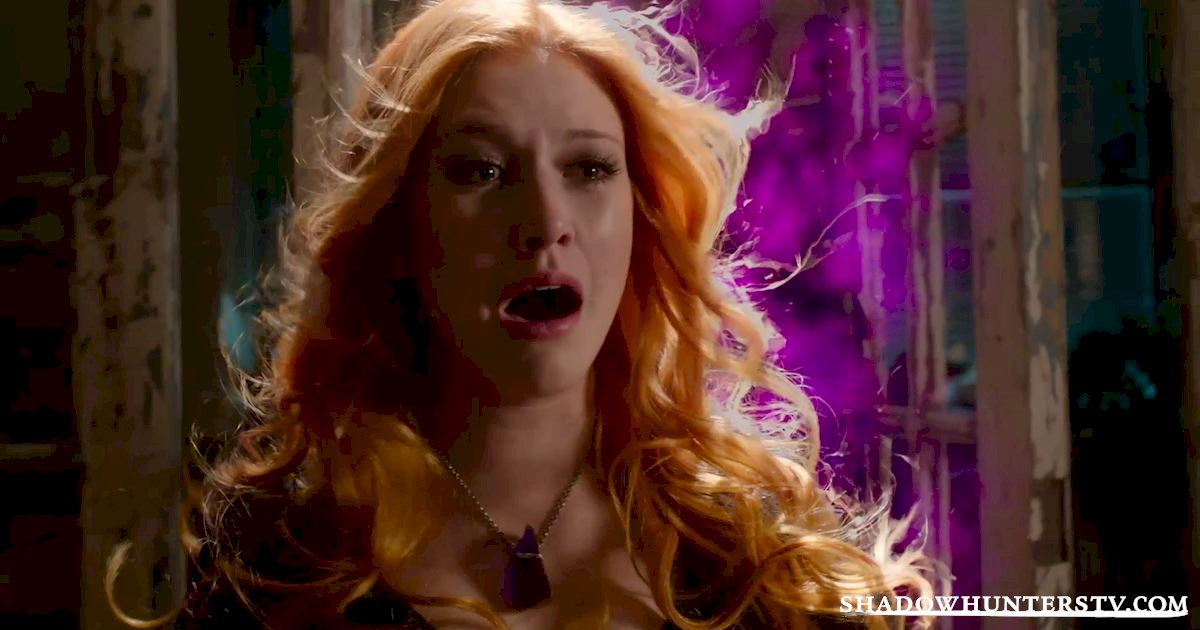 Shadowhunters - 26 Things We Learned From The Shadowhunters Premiere - 1017