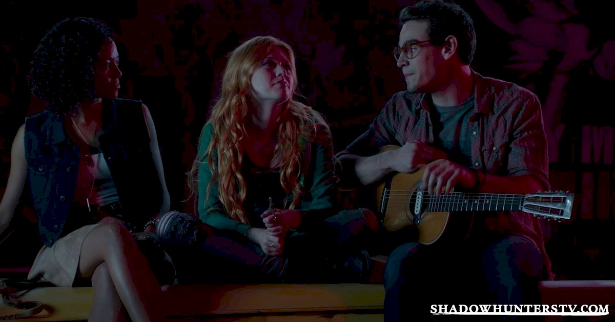 "Shadowhunters - Episode 101: ""The Mortal Cup"" Official Recap - 1008"