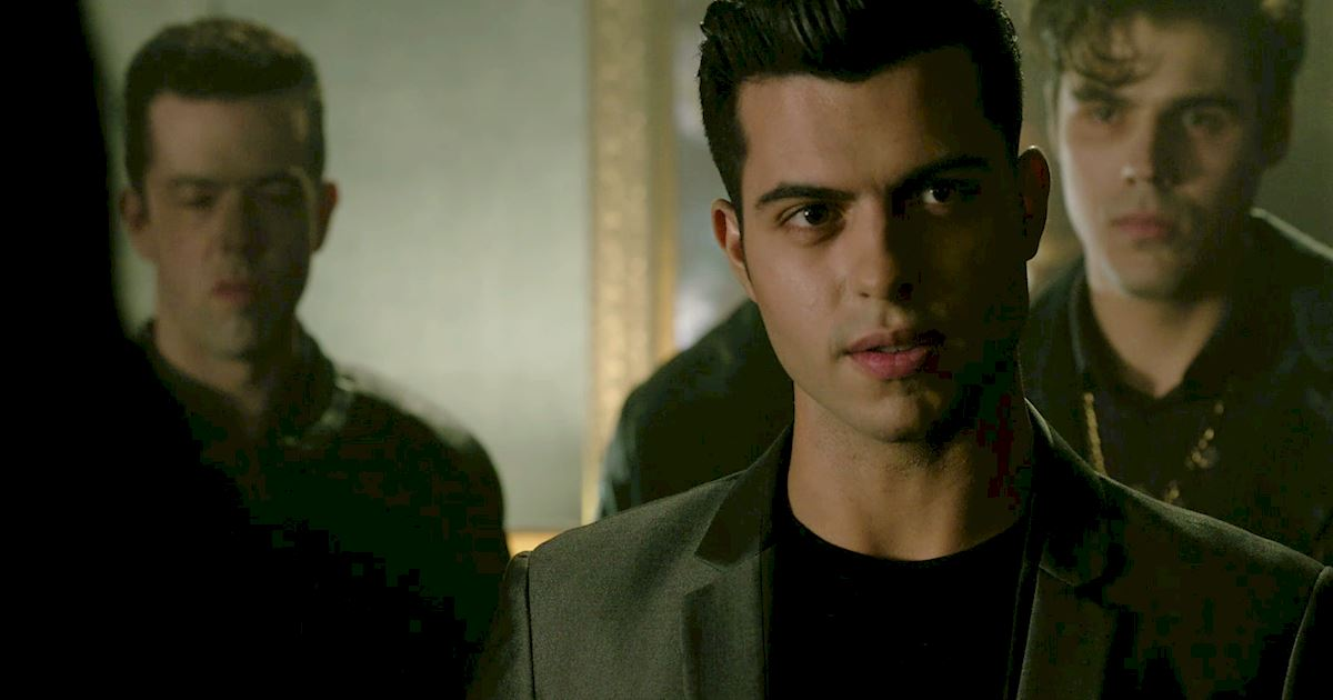 Shadowhunters - Which Shadow World Family Are You Secretly Totally Made For?  - 1009