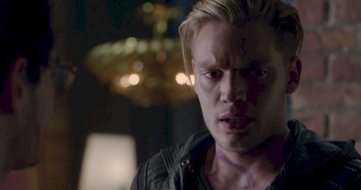 Shadowhunters - 17 Times Jace Showed His Emotional Side!  - 1004