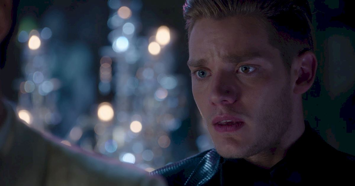 Shadowhunters - 17 Times Jace Showed His Emotional Side!  - 1014