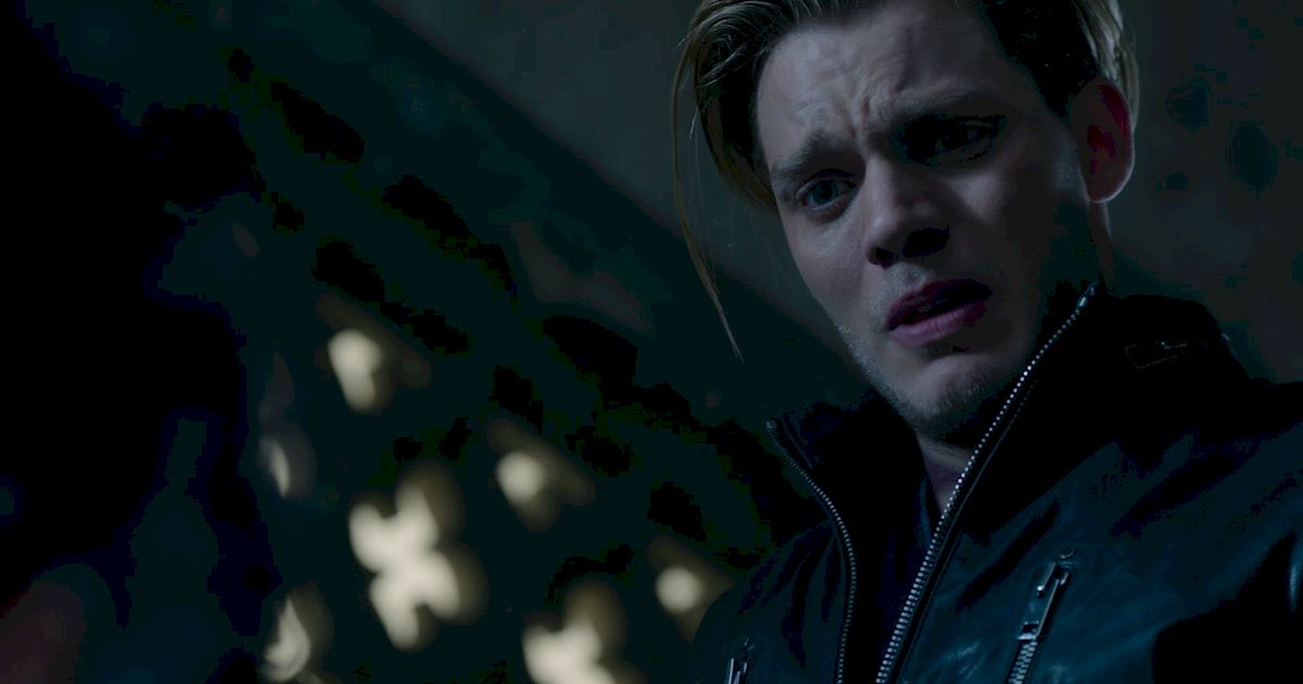 Shadowhunters - 17 Times Jace Showed His Emotional Side!  - 1007