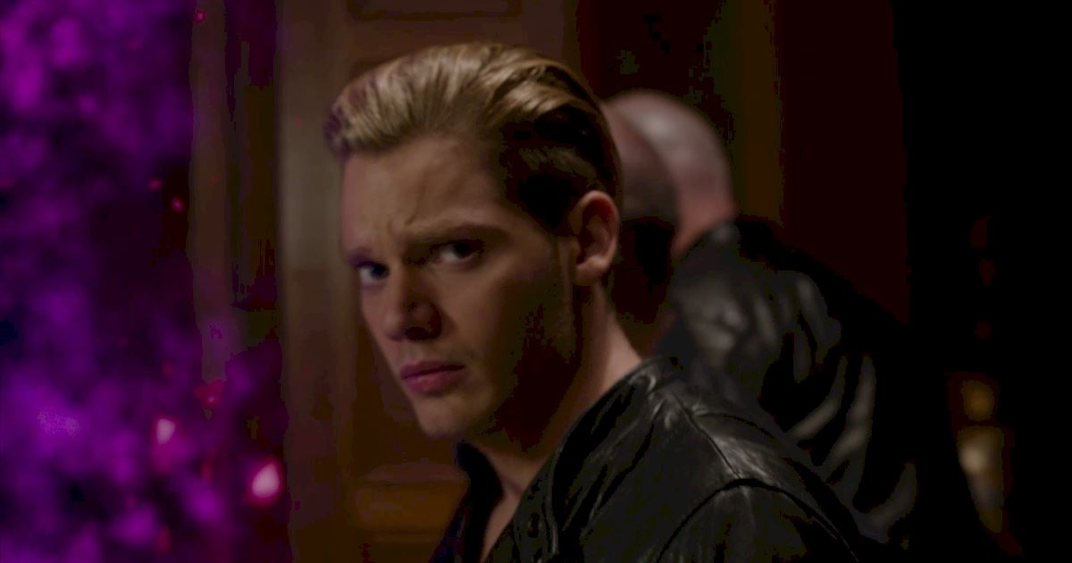 Shadowhunters - 17 Times Jace Showed His Emotional Side!  - 1017