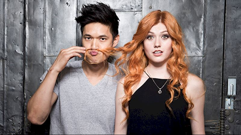 Shadowhunters - Caption This: Harry's New Disguise Isn't Fooling Us! - Thumb