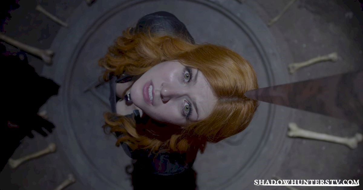 "Shadowhunters - Episode 102: ""The Descent Into Hell Isn't Easy"" Official Recap - 1019"