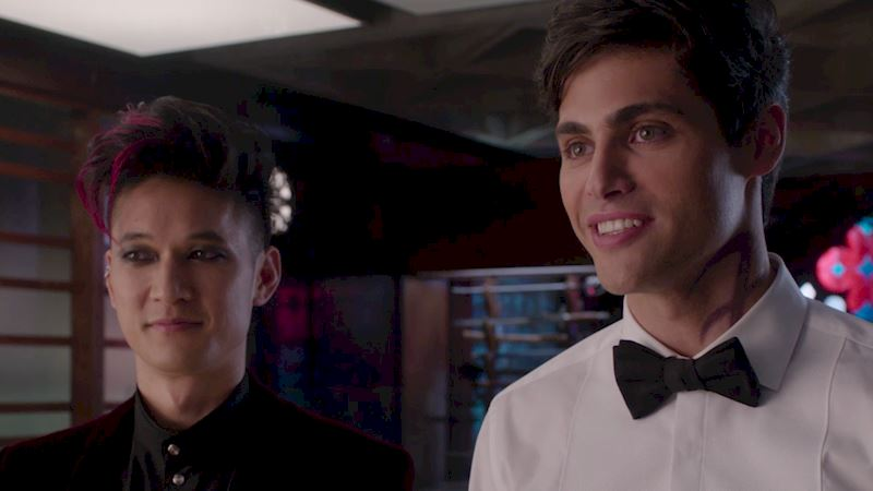 Shadowhunters - Vote Malec for TV's Top Couple!  - Thumb