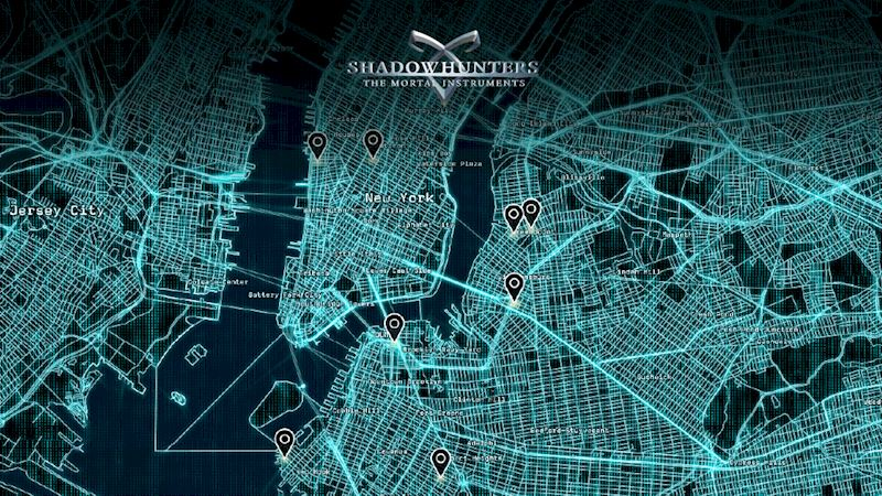 Shadowhunters - Exciting New Launch: Map The Shadows! - Thumb