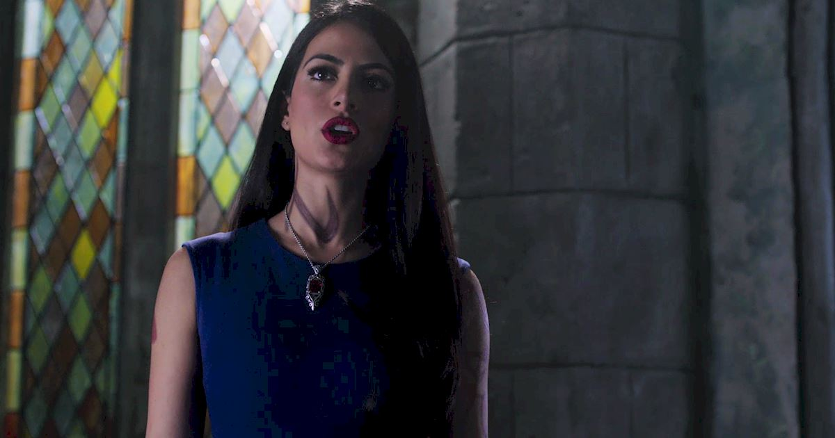 Shadowhunters - Shadowhunters Fashion: Izzy Vs. Magnus - 1012