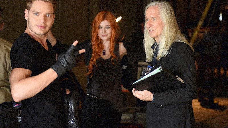 Shadowhunters - Episode 102: Behind The Scenes Photos! - Thumb