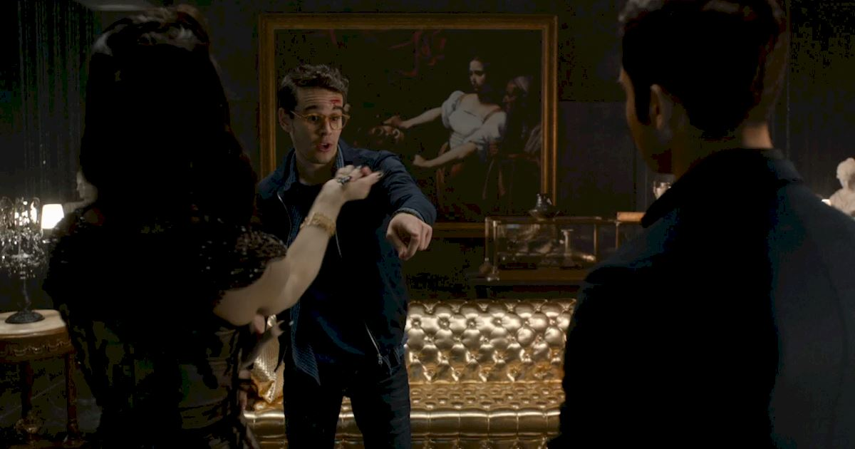 Shadowhunters - 10 Reasons Why You Would Not Want To Be Raphael's Hostage! - 1006