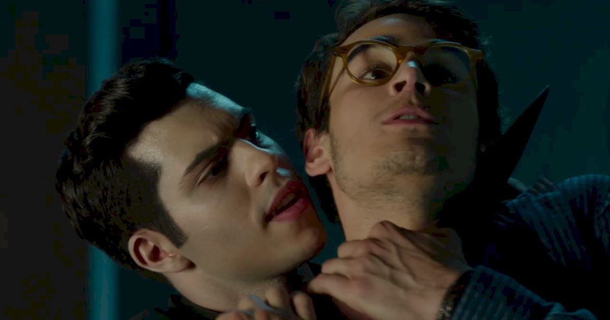 Shadowhunters - 10 Reasons Why You Would Not Want To Be Raphael's Hostage! - 1009