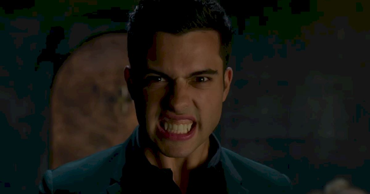 Shadowhunters - 10 Reasons Why You Would Not Want To Be Raphael's Hostage! - 1002