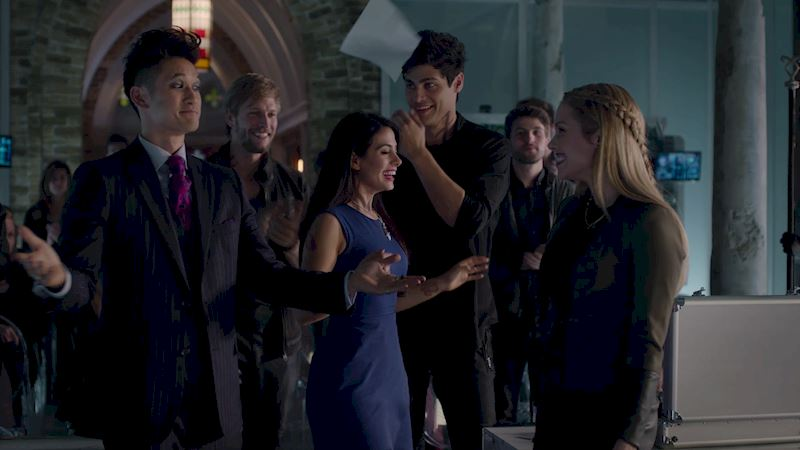 Shadowhunters - The Journey To Season 2 Has Finally Begun! The Writers Are Back At Work! - Thumb