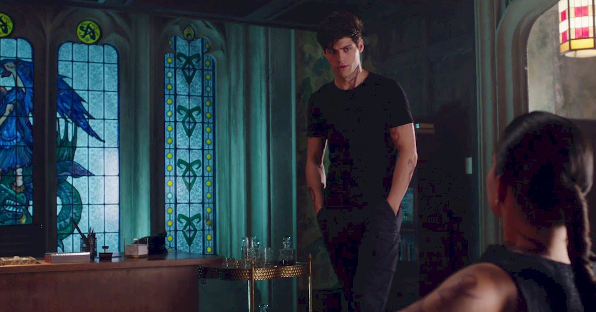 Shadowhunters - 14 Times The Shadow World Gave You Interior Decorating Goals! - 1010