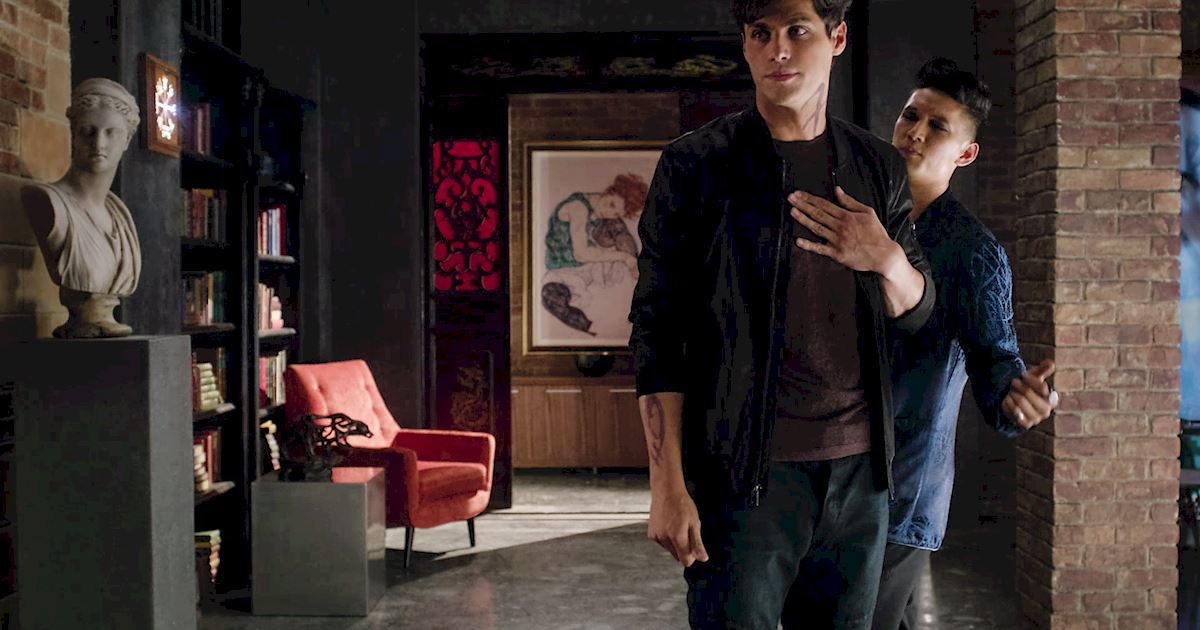 Shadowhunters - 14 Times The Shadow World Gave You Interior Decorating Goals! - 1012