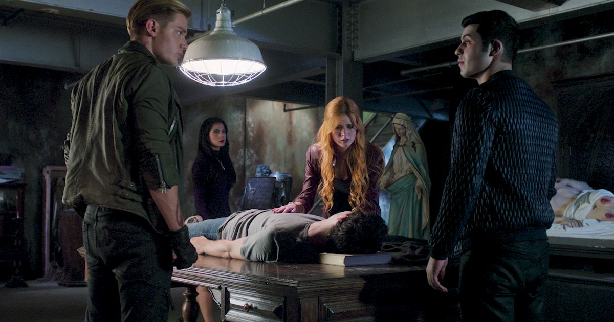 Shadowhunters - 14 Times The Shadow World Gave You Interior Decorating Goals! - 1008