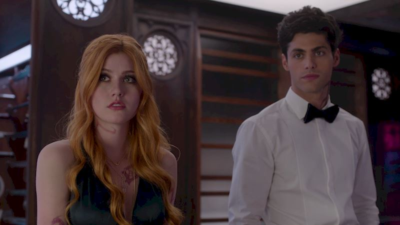 Shadowhunters - Sudden Death! Think You Can Make It To The End Of This Name Chain Quiz? - Thumb