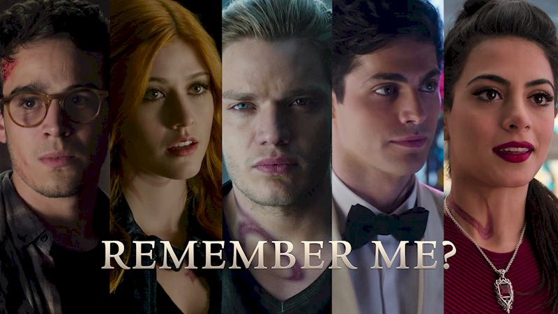 Shadowhunters - Flashback Time! Can You Remember All The Characters That Appeared In Episode One? - Thumb