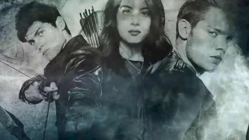 Shadowhunters - The Shadowhunters Main Titles: Get em here! - Thumb