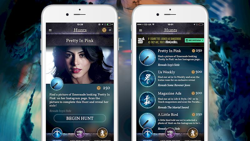"Shadowhunters - Join The Hunt: New Hunt Released, ""Pretty In Pink""! - Thumb"