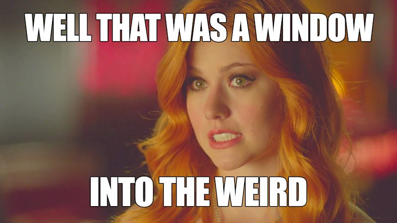Shadowhunters - Here Come The Shadowhunters Ladies! Time To Get Your Meme On! - Thumb