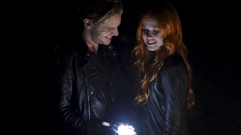 Shadowhunters - Caption This: Katherine and Dom Finding The Light! - Thumb