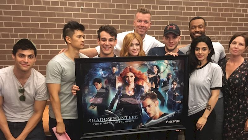 Shadowhunters - OMG! Season 2 Prep Has Officially Begun! Are You Truly Ready? - Thumb