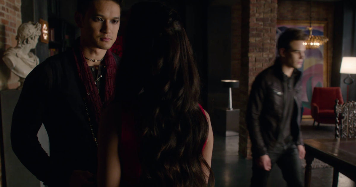 Shadowhunters - Camille And Magnus: Everything We Know About Them After Watching Season 1! - 1005
