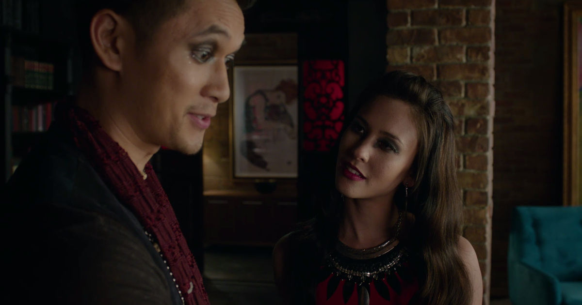 Shadowhunters - Camille And Magnus: Everything We Know About Them After Watching Season 1! - 1007