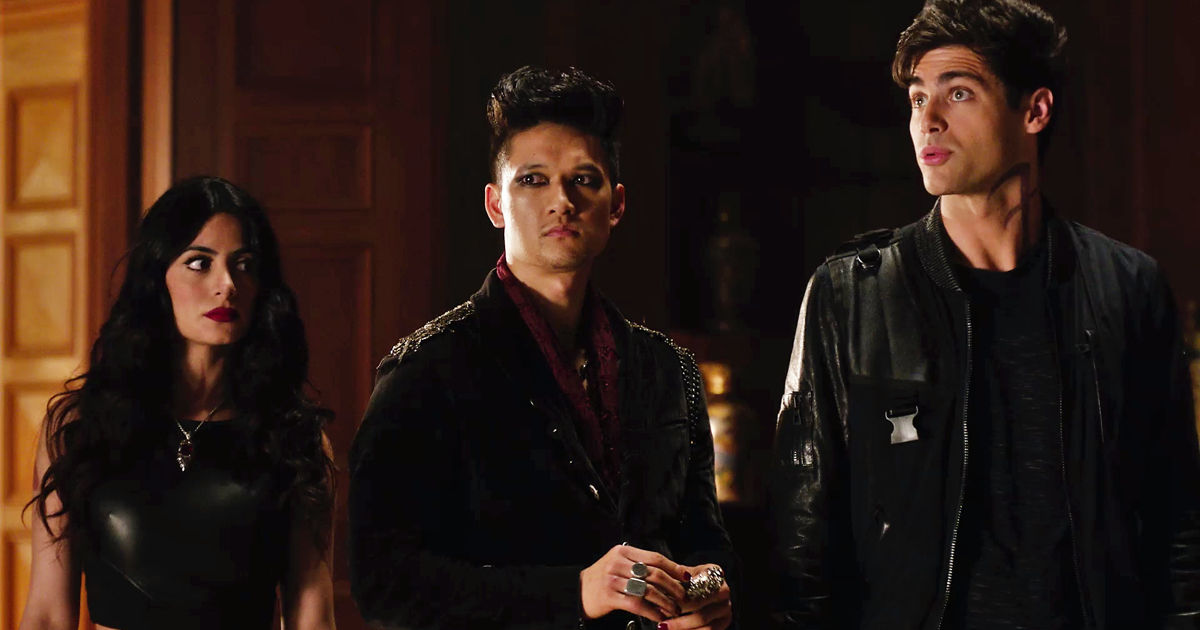 Shadowhunters - Camille And Magnus: Everything We Know About Them After Watching Season 1! - 1011